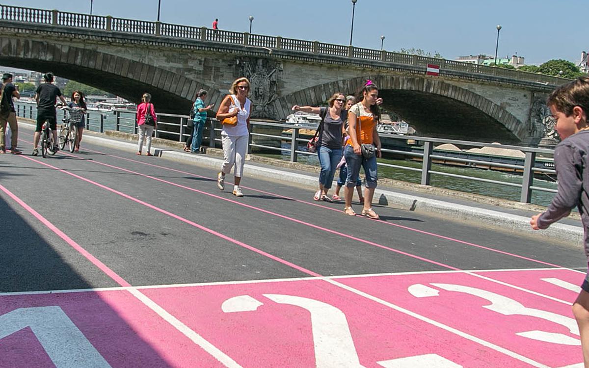 Le Sport En Plein Air Ville De Paris