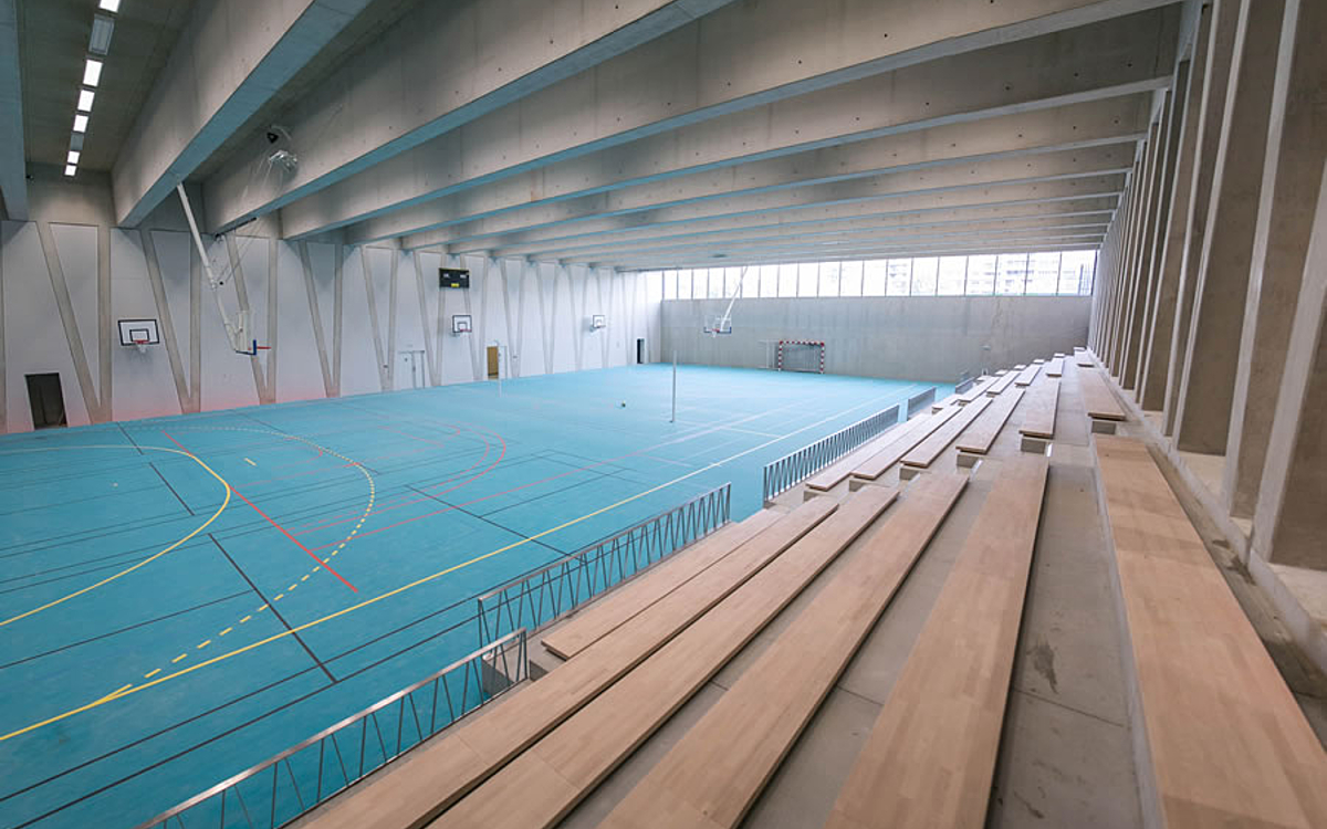 Tout Savoir Sur Les Gymnases Et Salles Specialisees Ville De Paris