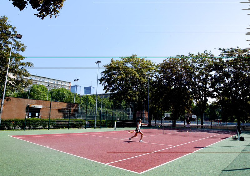 tennis dans le 20e