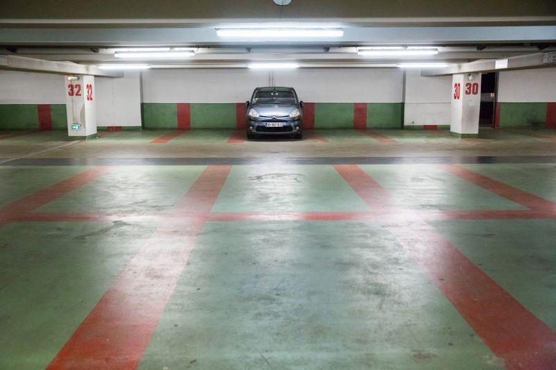 Inauguration des premiers parkings relais