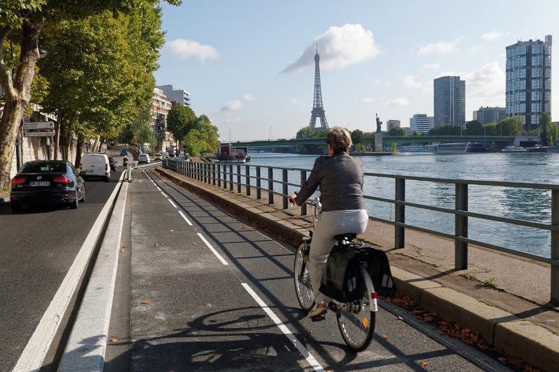 Plan Vélo: la Ville de Paris intensifie les travaux
