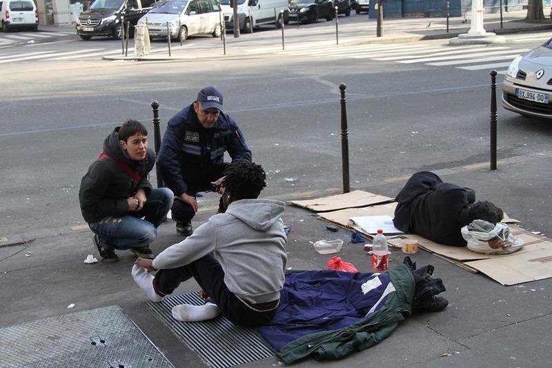 Unité d'assistance aux sans-abri