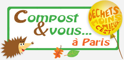 Blog Compost&vous à Paris