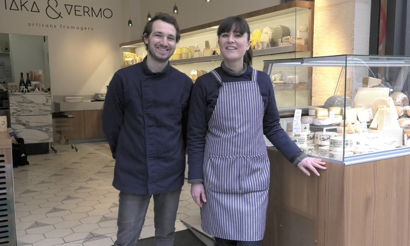 Fromager Taka et Vermo