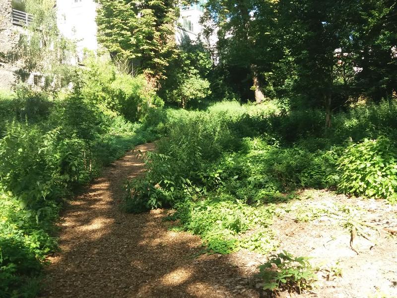Jardin Sainte-Périne