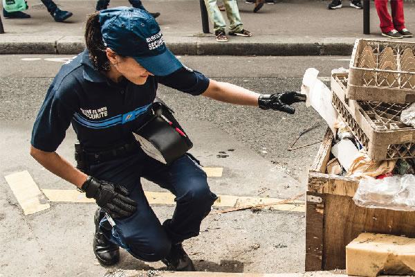 Devenez inspecteur·rice de sécurité de la Ville de Paris