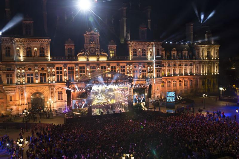 Une grande fête et un concert sur le parvis de l'Hôtel de Ville le 15 septembre