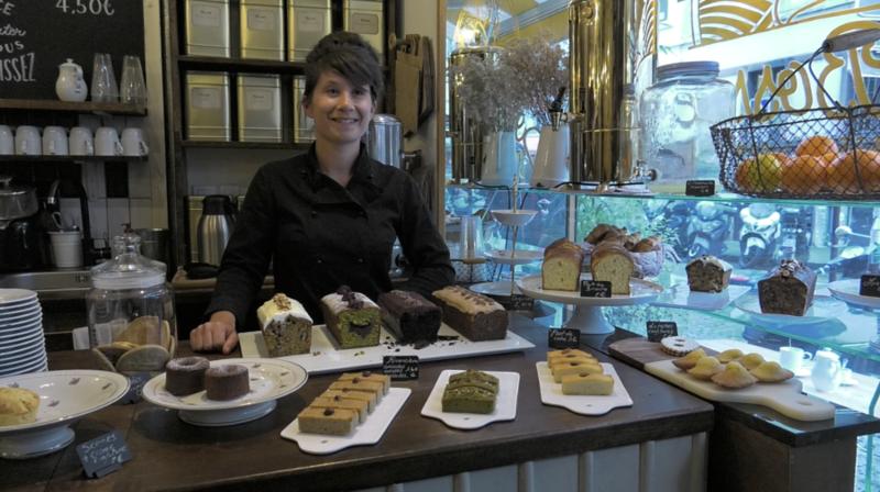 La Bossue salon de thé pâtisserie