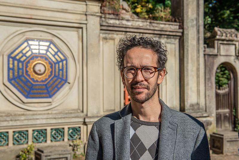 Amar Nafa, directeur de l'association Génériques
