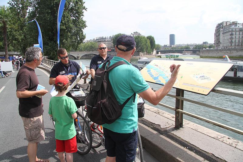 ISVP Paris Plages