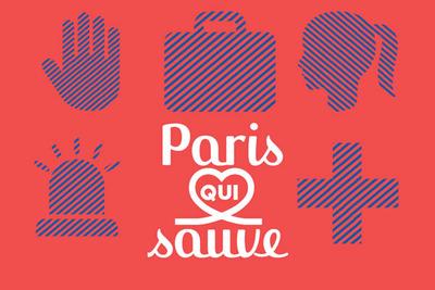 Paris qui sauve: deux journées pour se former et s'informer