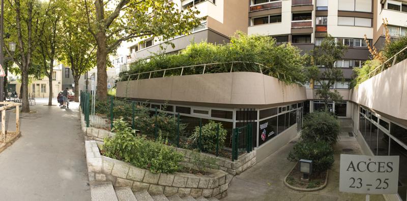 Le cabinet de groupe soutenu par Paris Med' rue de Fontarabie