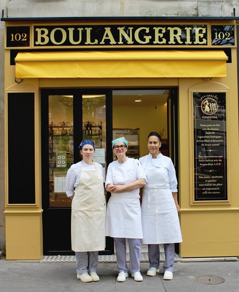 Boulangerie Perséphone