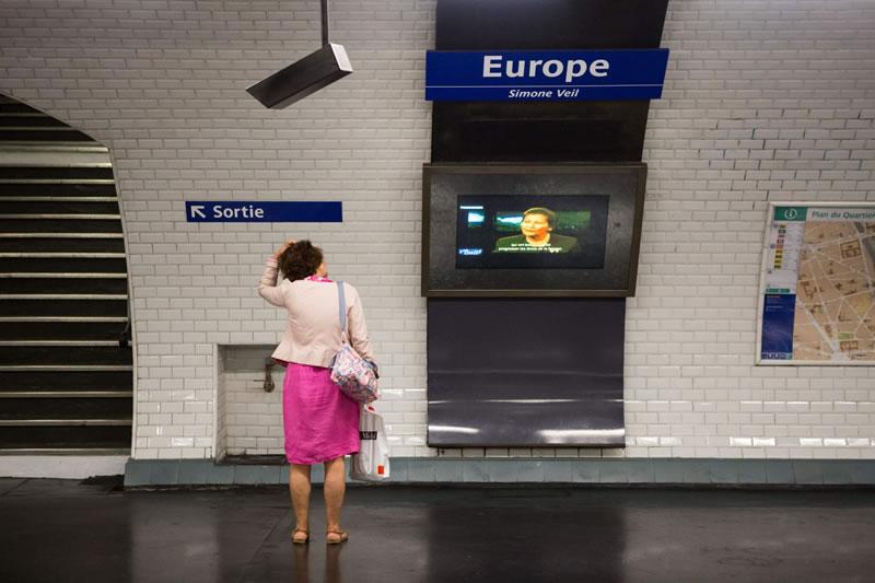 station de métro Simone Veil-Europe doc