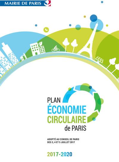 Couverture Plan économie circulaire 2017-2020