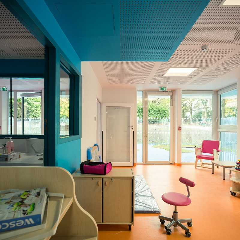 Un nouveau centre d'accueil inter générationnel Paris- Reuilly