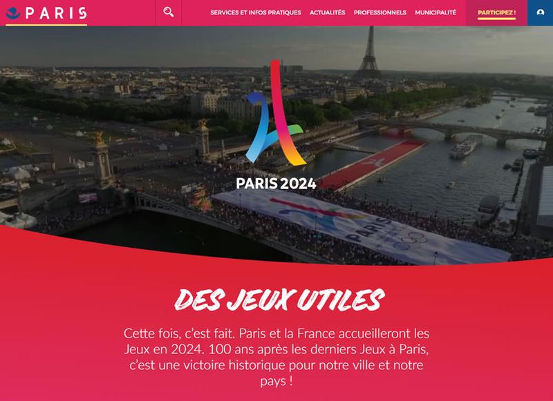 Jeux 2024: notre webdoc