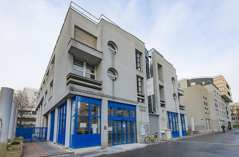 Conservatoire municipal Charles Münch 11e