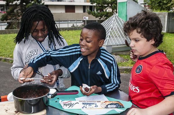 repas enfants animateur cuisine