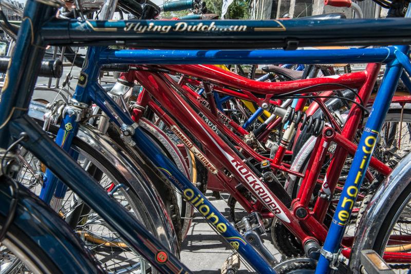 Solicycle,un lieu insolite pour réparer, louer ou acheter un vélo