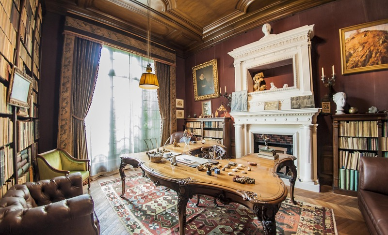 Le cabinet de travail de Clemenceau