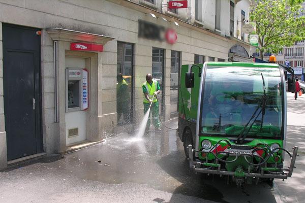 Nettoyage Voie Publique