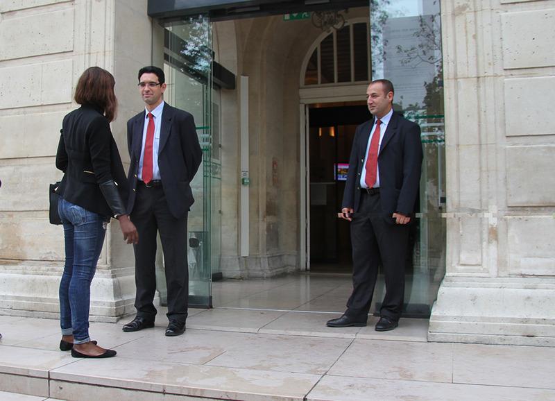 Agent d'accueil et de surveillance en mairie