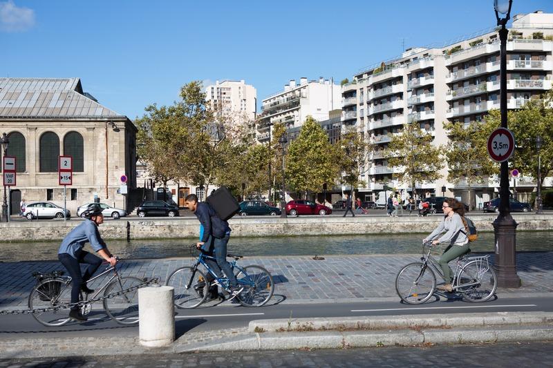 vélos cyclistes soleil sport