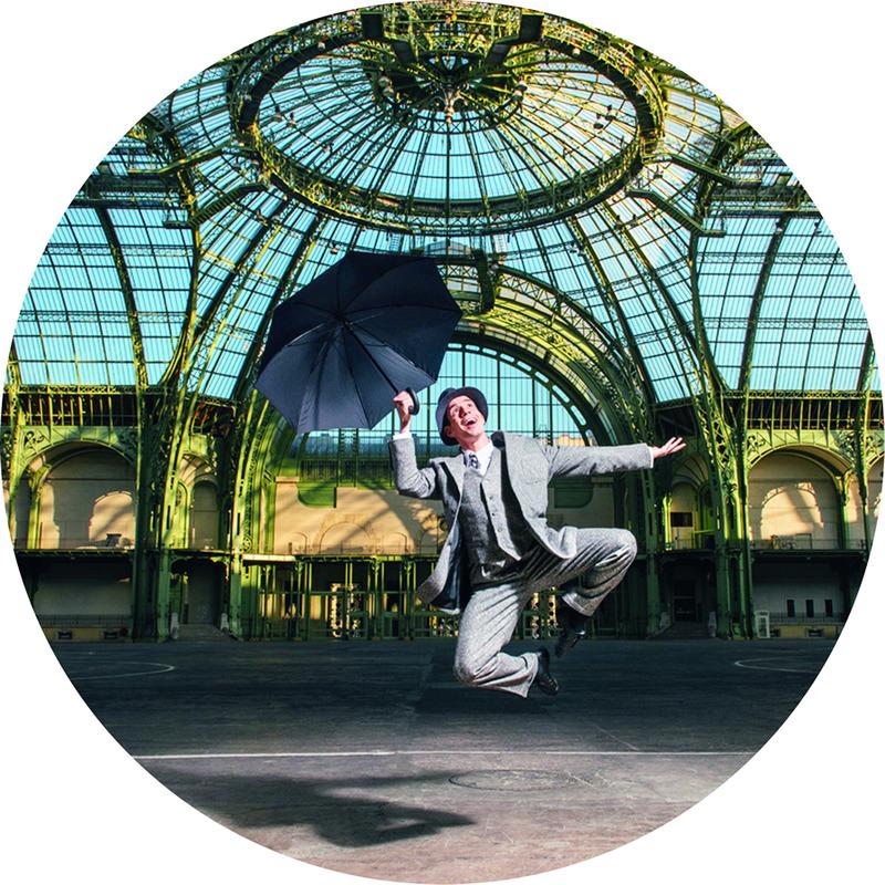 Singin in the rain au Grand Palais