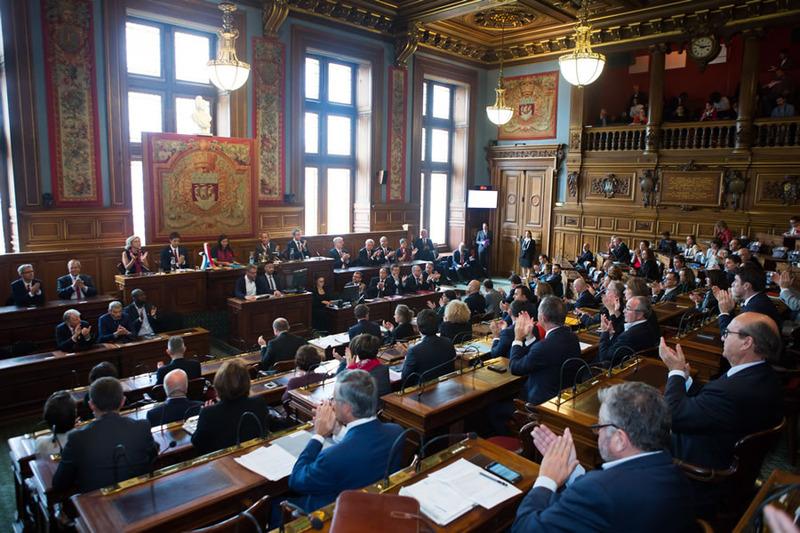 Jeux2024, un Conseil de Paris exceptionnel