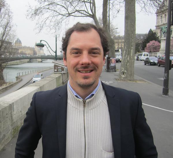 Stéphane Cholleton, participant à la conférence citoyenne sur le logement social
