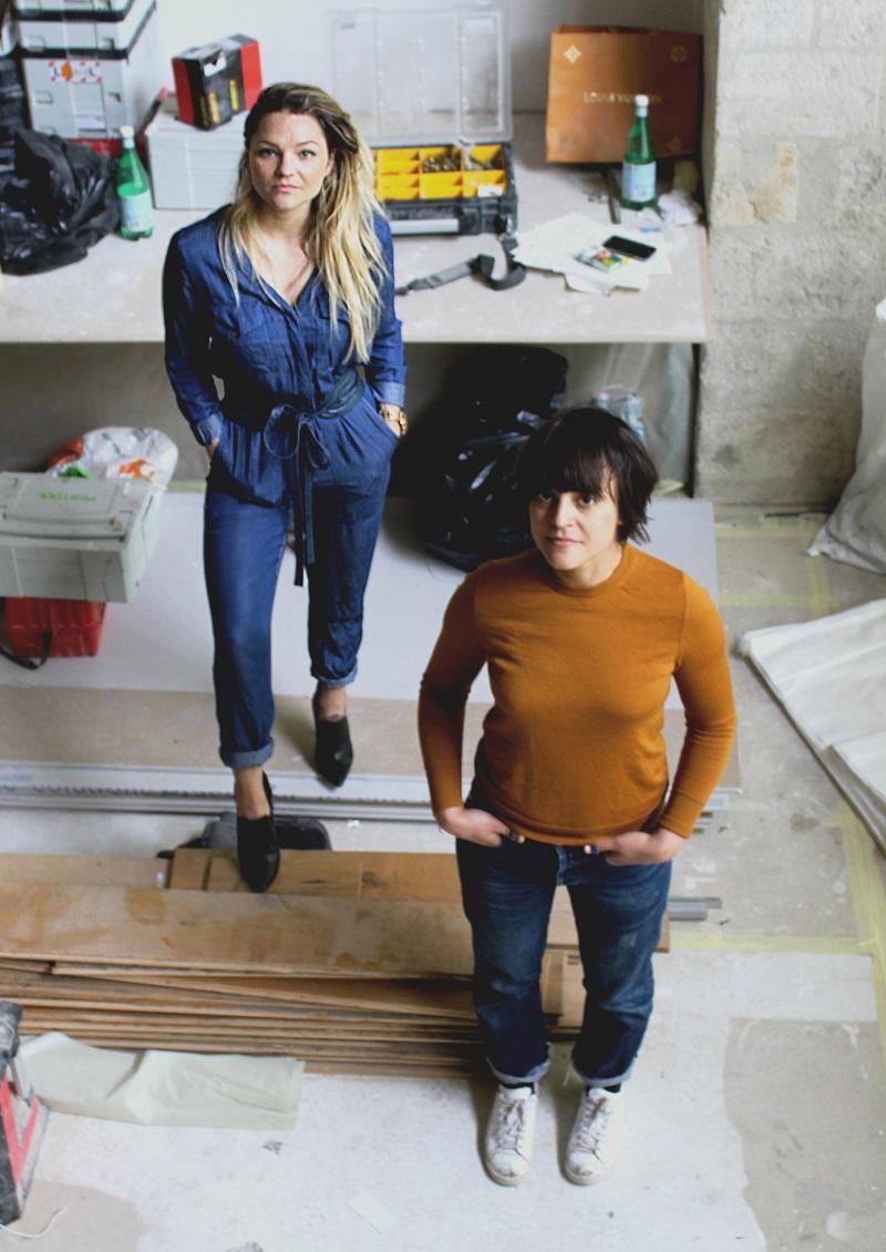 Nadège Gaultier et Laura Goninet, Confitures Parisiennes