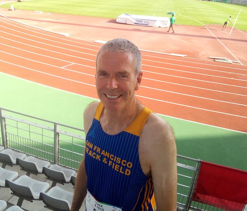 Martin, participant américain aux Games Games
