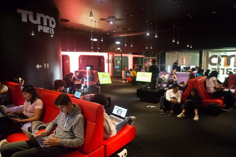 TUMO Paris, école de création numérique