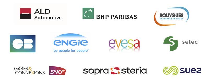 DataCity Paris: Comment utiliser les données pour résoudre les enjeux urbains? - Partenaires