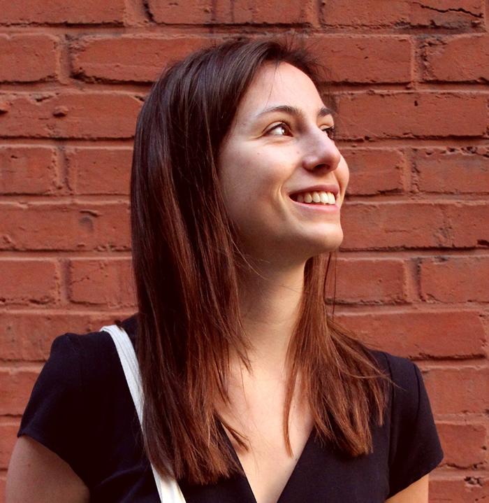 Lucie Basch, co-fondatrice de Too good to go
