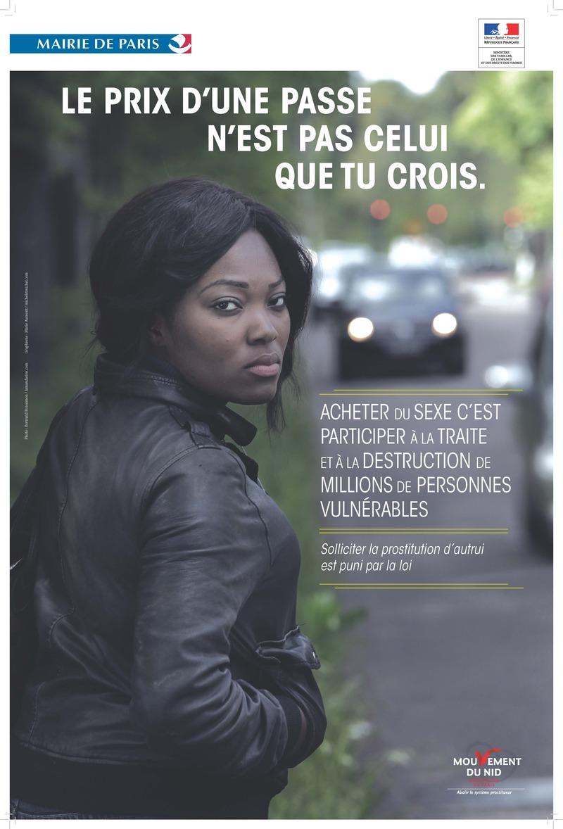 Campagne de lutte contre la prostitution