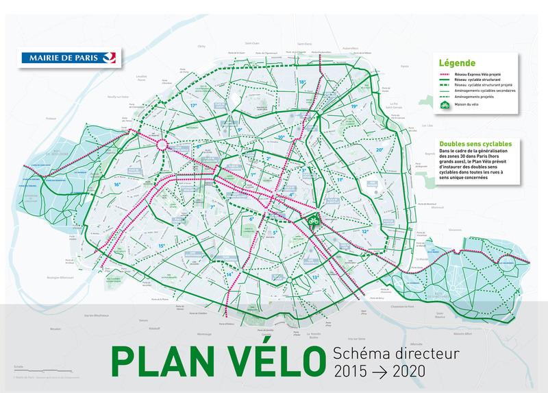 plan vélo 2015-2020