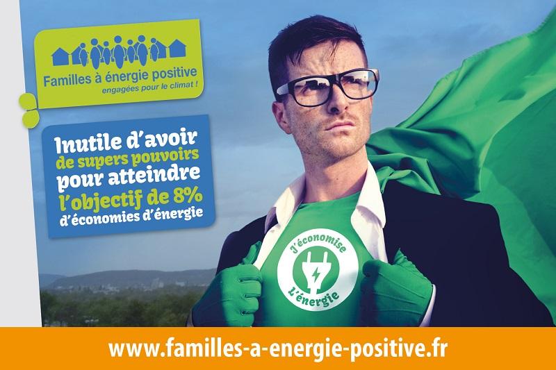 Défi Familles à Energie Positive