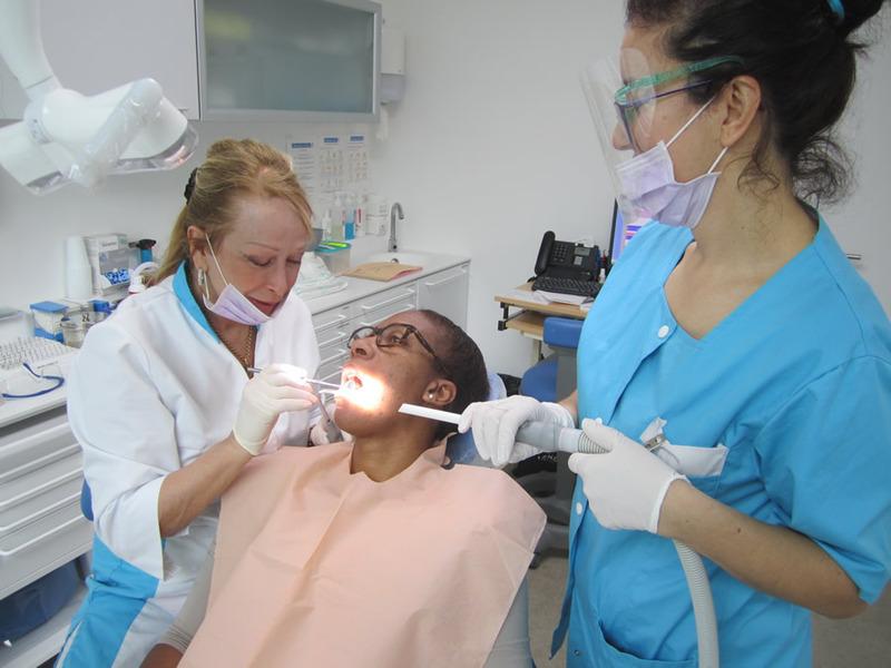 Centre dentaire de la Porte Montmartre