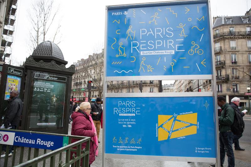 Paris respire à Château Rouge