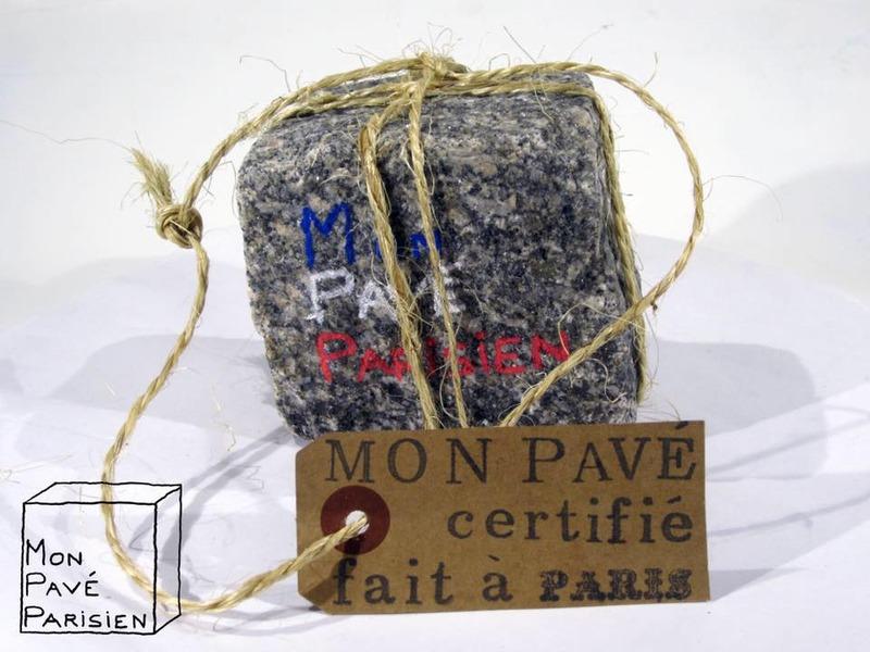 Mon Pavé Parisien