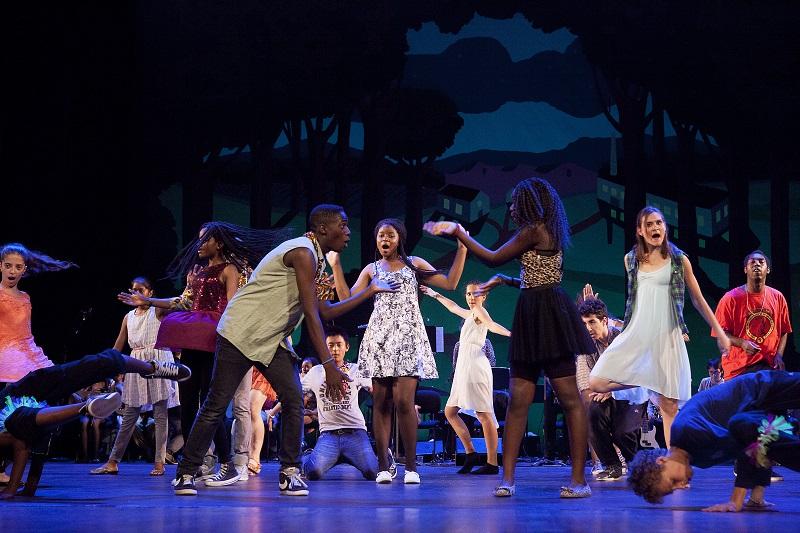 Les Petits Riens Romeo et Juliette 2014