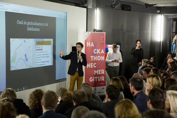 Hackathon - Présentation Outil de géolocalisation et de fiabilisation