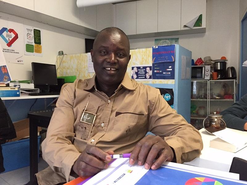 Amadou Sylla SOS Casamance