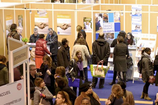 Forum emploi et handicap à la Halle Carpentier:  plus de 300 offres de postes et de formations