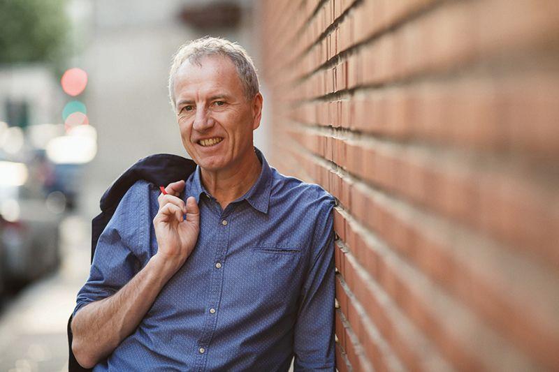 Paul Lecroart, urbaniste à l'IAU Ile-de-France