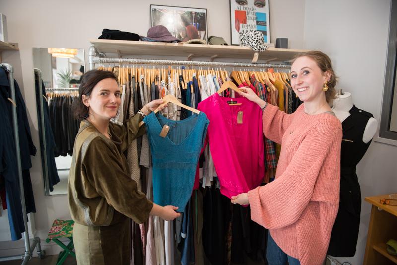 Boutique la Textilerie 10e