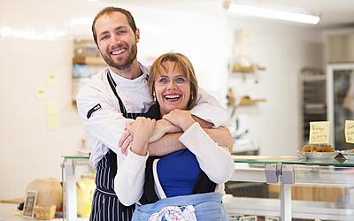Benjamin Darnaud, jeune chef et ancien candidat de l'émission Top Chef ouvre la  boucherie innovante « Viande & Chef »
