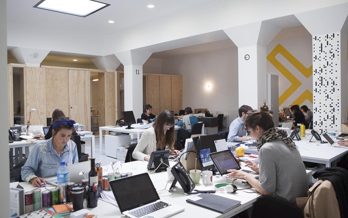Inauguration de l'incubateur Créatis, 131 Boulevard de Sébastopol, Innovation entreprise entrepreneur startup